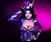 Mad Moxxi 🎨 Painted On Aug 17th 🎨 Http//www Twitch Tv/kaypikefashion 🎨 I Am Painting Again Today October 5th Here Is The Print 🖼 Http fromx x x http xxx com tor xxx